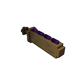 Magnificent Macana Melee Weapon Style Trove